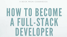 How to become a full stack developer with small picture